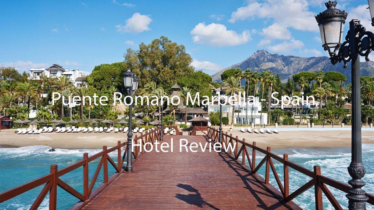 puente romano marbella spain hotel review youtube On hotel puente romano marbella spain