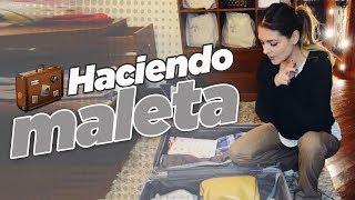 Haciendo maleta // Gretell Valdez