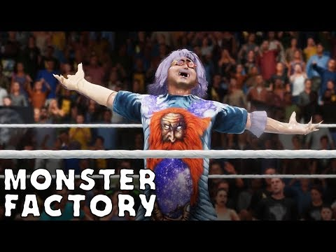Monster Factory: Arby McDonald Dearly Loves His Sons