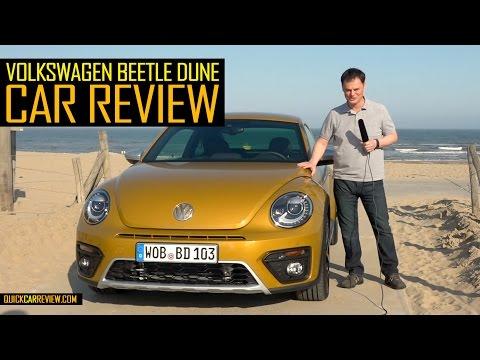 CAR REVIEW: 2016 Volkswagen Beetle Dune Test Drive