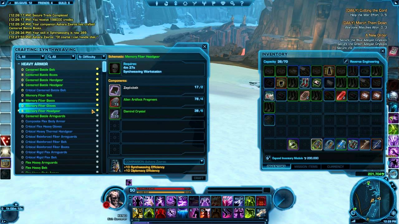 Ultimate SWTOR Beginners Guide: All You Need to Know ...