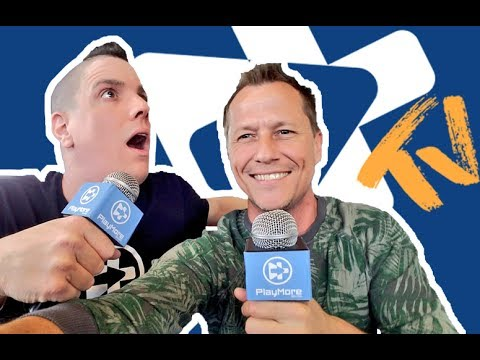 [INTERVIEW] Corin Nemec (Parker Lewis, Stargate SG-1, Supernatural) - PlayMoreTV Report