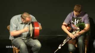 Craiceann Bodhran Festival  2013 - Rolf Wagels - Teacher's Concert, Inis Oirr, Ireland    HD