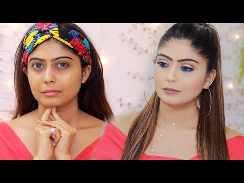 10 MINUTE Easy And Affordable PARTY Makeup Tutorial | Rinkal Soni thumbnail