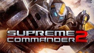 Supreme Commander 2  Прохождение #1