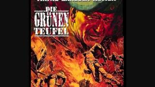 Die grünen Teufel - Musik: Miklós Rózsa (The Ballad of the Green Berets)