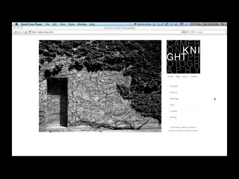 Choosing and Creating an Online Portfolio Preview