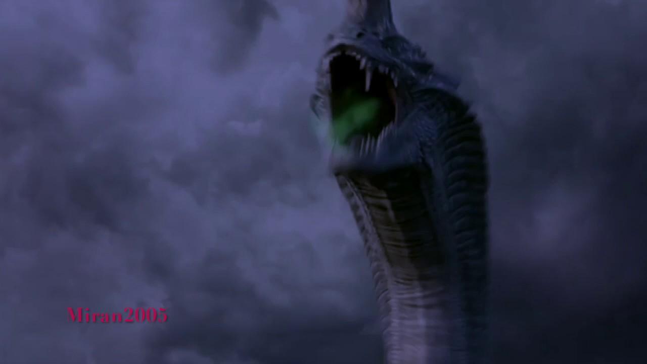 เจ้าแม่นาคี VS เทพเจ้ามังกร( Nakee VS God Of Dragon)