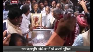 VHP leader Ashok Singhal passes away