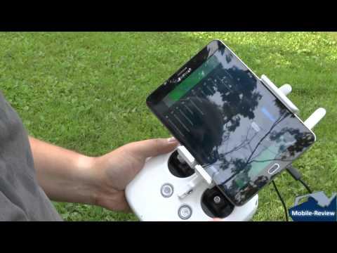 DJI Phantom 3 - обзор и полеты над Москвой