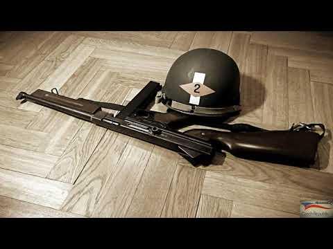 WWII RANGERS 2nd Ranger Battalion Helmet thumbnail