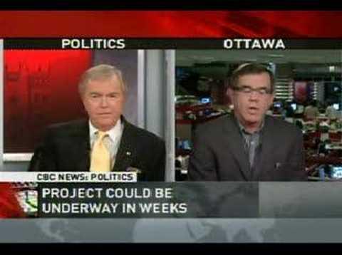 CBC Politics - Canada Oil Sands