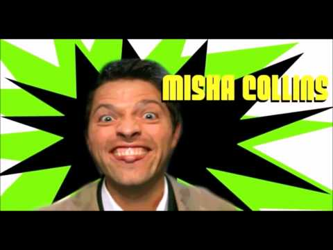 All Misha Collins Gag Reel 411