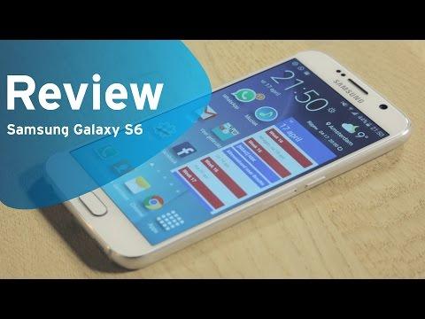 Samsung Galaxy S6 review (Dutch)