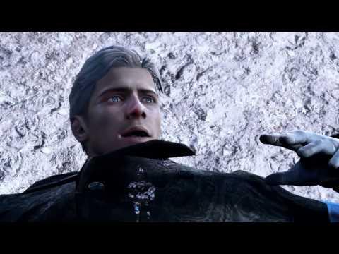 Прохождение Devil May Cry 3:Dantes Awakening — часть 1:Кровные узы