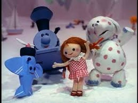 Political Parody - Island of Misfit Toys - Rudolph the Red-Nosed Reindeer
