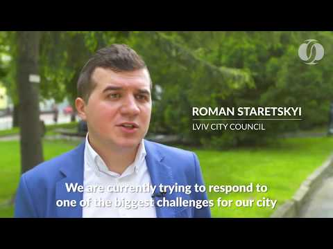 lvivadm: Львів представив свої успіхи з інфраструктурних проектів на форумі ЄБРР у Лондоні