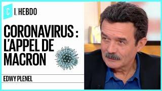 Coronavirus : l'appel de Macron - C l'hebdo - 14/03/2020