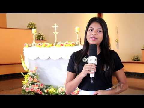Primeiros votos de 3 novas irmãs Agostinianas em Cuiabá-MT