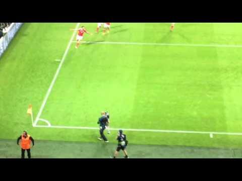 Wales 3-1 Belgium Hal Robson Kanu Goal