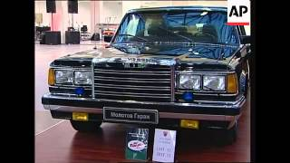 Brezhnev\'\'s 1970\'\'s Nissan goes under hammer in Moscow