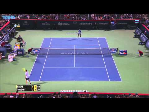 2015 Rogers Cup - ATP Thursday Highlights