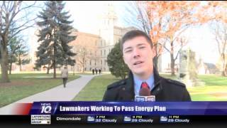 Sen. Nofs discusses energy legislation on News 10