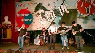 Big Guitar Show - Trở về - HUMG Guitar Club
