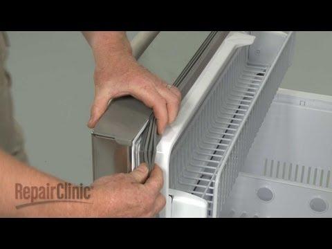 Freezer Door Gasket - LG Refrigerator