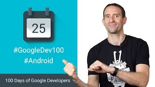 Android M Developer Preview (100 Days of Google Dev)