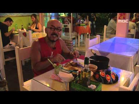 Travel the world - Lie Sang-bong, Brazil(2) #08, Hash traditional food, 이상봉, 브라질(2) 해