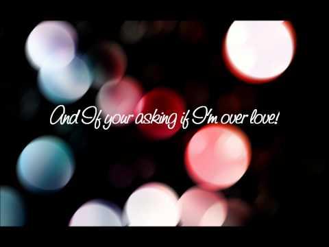 Black + Blue  - Christina Perri Lyric Video