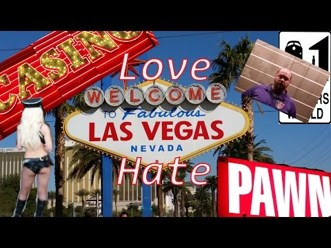 Visit Las Vegas – 5 Things You Will Love & Hate about Las Vegas