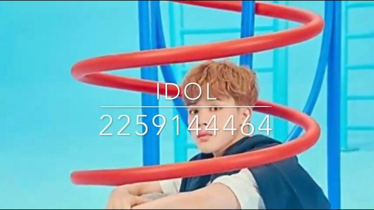 roblox kpop song id