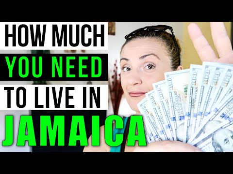 How much money you need to live in Jamaica. Cost of Living in Jamaica.