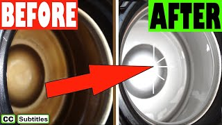 How to clean a Thermos Flask Inside - The Easy Way