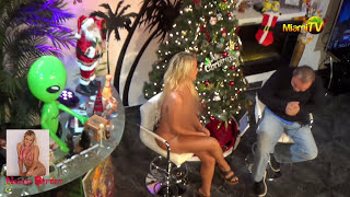 Naked Report - <b>Jenny Scordamaglia</b>#UFO & #Bitcoins - Miami TV ...