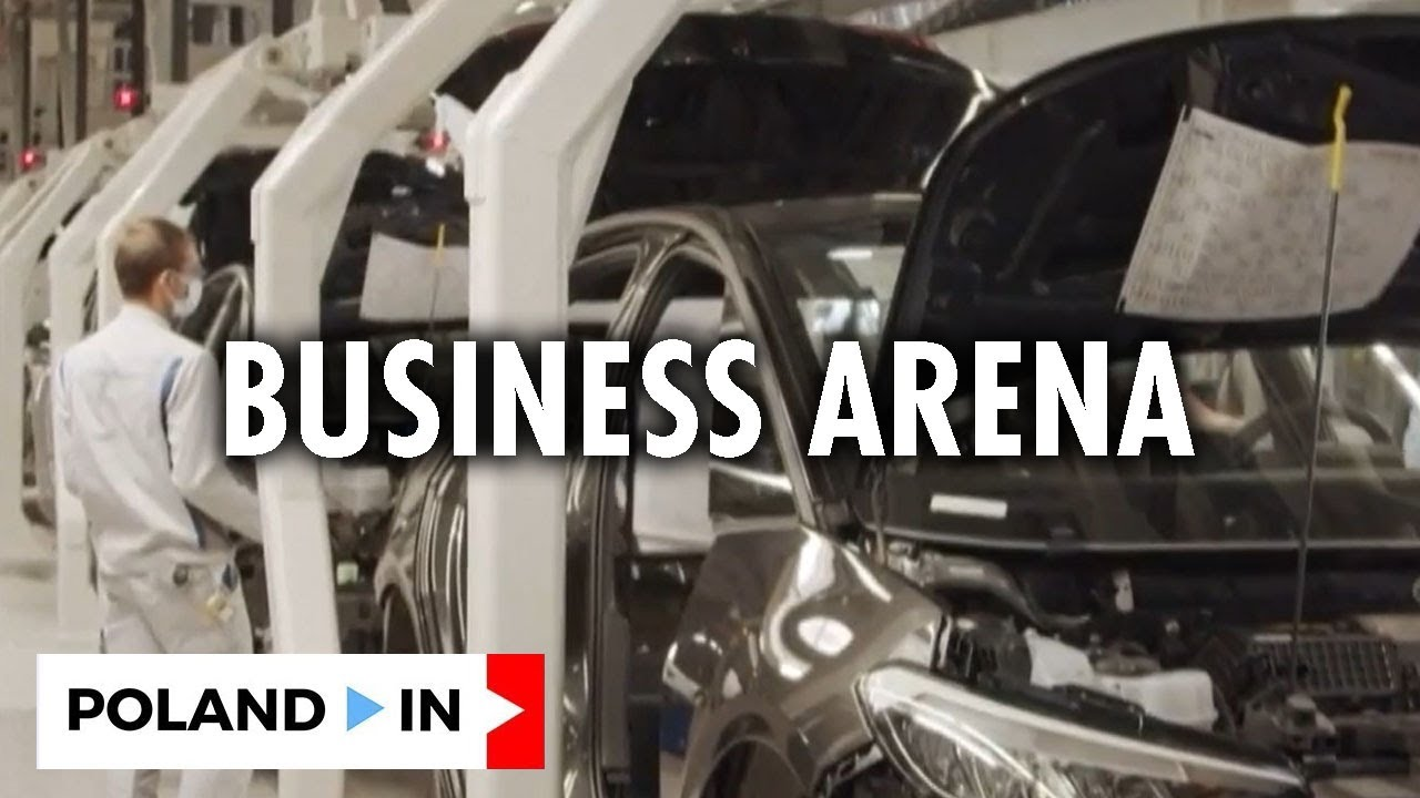 BTV CEO spoke on Business Arena for Poland In TV