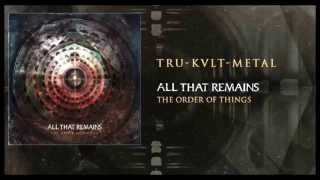 (NEW SONG) Tru-KVLT-Metal by All That Remains on The Order Of Things -Fuck you Razor And Tie