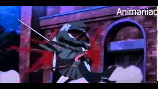 Akame Ga Kill EP1 * Night Raid No Mercy Killing*