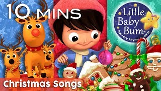 Jingle Bells and More Christmas Songs | Little Baby Bum | Nursery Rhymes for Babies | Songs for Kids