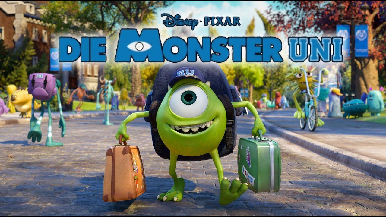 Monster Uni Stream Deutsch