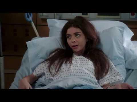 Modern Family 9x21 — Haley's Exes Visit Hospital