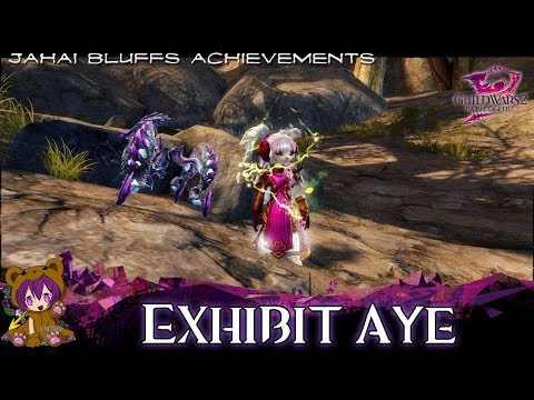 GW2 Jahai Bluffs achievements - AyinMaiden