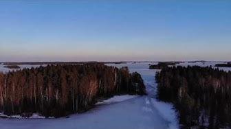Kallaveden jäätilanne 4/2019