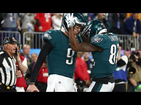 Super Bowl 52 Full Game Highlights | Eagles vs. Patriots | NFL