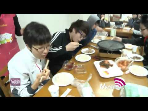 Korea Today - LIVE FROM KOREA 3 - Kkong-kkong Winter Camp [Korea Today]