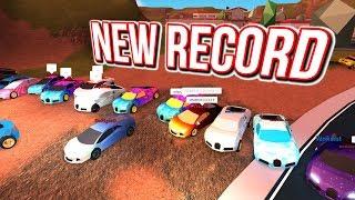 BIGGEST RACE IN ROBLOX JAILBREAK STORIA!! 20 USD DI CARS