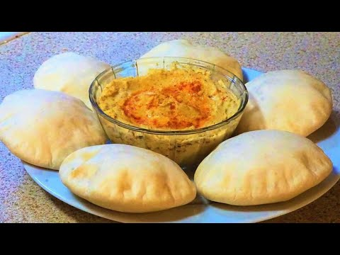 How To Make Pita Bread Without Yeast | Homemade Yeast Free Pita Bread Recipe | Episode 197