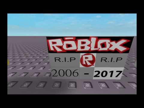 RIP Old Roblox Logo